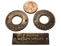 "Emerson ""Mickey Mouse"" Badge: click to enlarge"