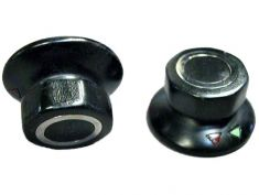 Zenith 829 Bandswitch Knob: click to enlarge